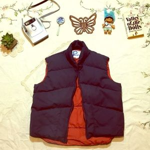 🔥AWESOME Vintage Down Puffer Vest!🔥